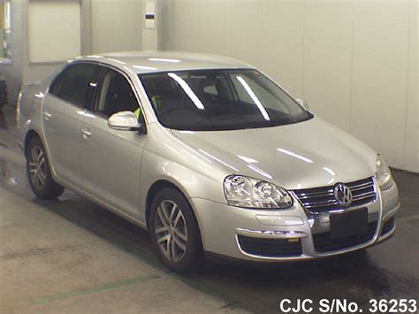 volkswagen bora 2006 2006 volkswagen bora jetta silver for sale stock no