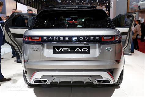 range rover velar vs sport range rover velar convertible rendering looks like a