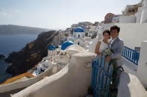 Wedding Blessing Santorini by Wedding Planner In Greece Aegean Dreams Your