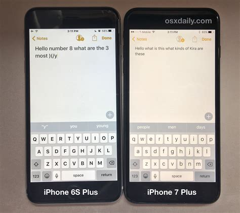 yellow screen on iphone 7 here s the fix