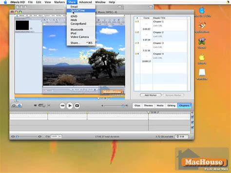 imovie format dvd player making your own dvd with imovie hd and idvd 03 machouse