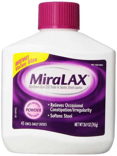 can you give a a laxative is it safe to give miralax to babies babydotdot baby guide for awesome parents more