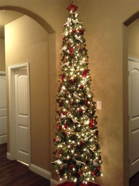 decorating skinny christmas tree pencil tree decorating ideas yahoo image search results tree ideas