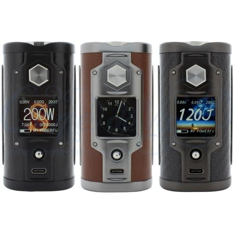 Authentich Sx Mini G Qlass 200w Mod By Yihi For Vaporizer sxmini g class mod by yihi creme de vape
