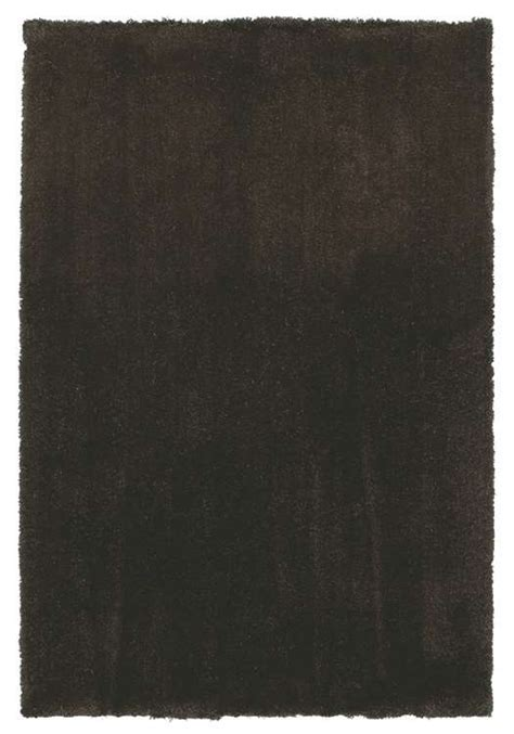 Kas Rugs Bliss by Kas Rugs Bliss Shag 1566 Espresso Area Rug
