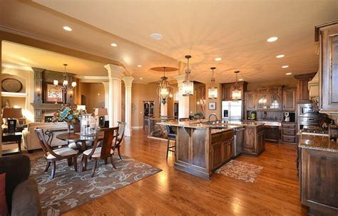 kitchen great room ideas choosing a floor plan open floor plan ideas i love the