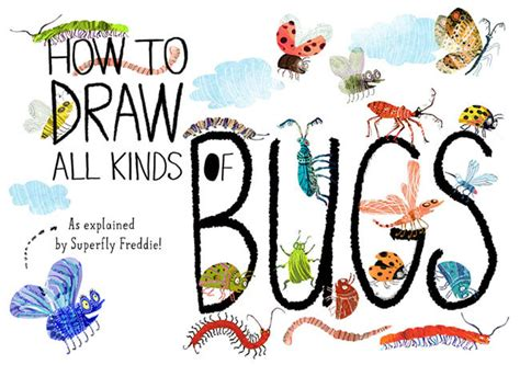 doodle bug worm how to draw bugs with yuval zommer kid can doodle