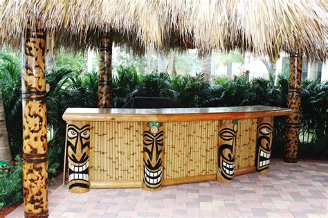 tiki bar top ideas amazing bamboo tiki bar design ideas best home decor