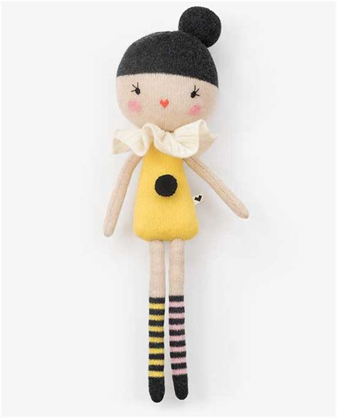 Handmade Toys For - lauvely friends handknit wool doll handmade toys for