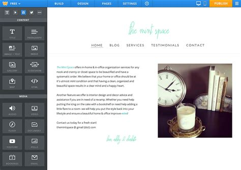 best home blogs weebly ecommerce design and marketing