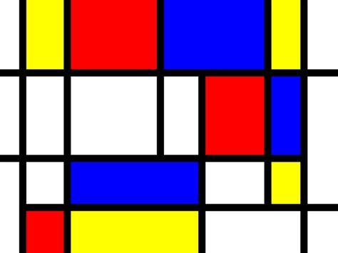 Mondrian Layout Wikipedia | your brain looks like a mondrian grid painting big think