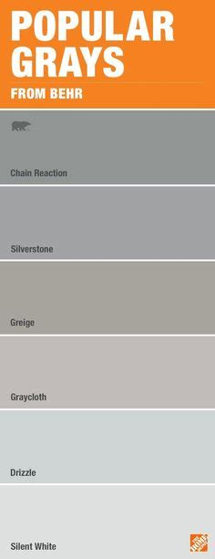 behr paint sles we use silver drop and it is neutral but adds a color to the room