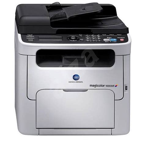 Printer Laser Warna Konica Minolta laser printer konica minolta magicolor 1690mf alzashop