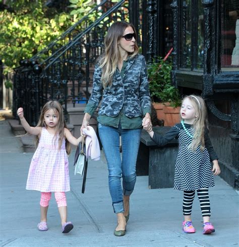 sarah jessica parker with her daughter sarah jessica parker with her daughter sarah jessica