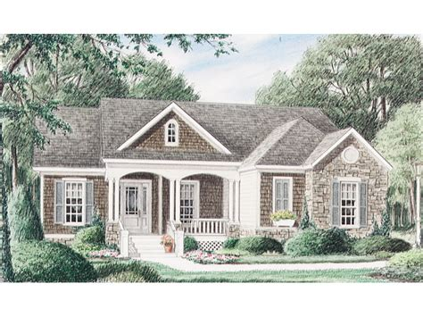 Craftsman Ranch Home Plans by Portsfield Craftsman Ranch Home Plan 025d 0021 House