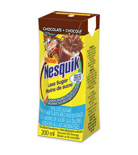 NESQUIK Ready To Drink   madewithnestle.ca