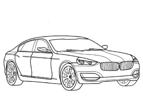 coloring pages of bmw cars tag for coloring page of bmw m3 dibujo de bmw m6 para