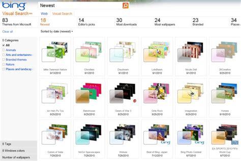 Visual Search Free Windows 7 Themes Visual Search Softpedia