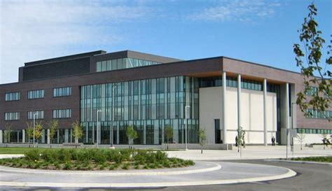 Conestoga College Kitchener Cus by Cambridge Cus Building Achieves Leed Silver