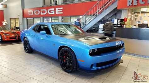 Dodge Challenger Hellcat For Sale by Challenger Hellcat B5 Blue For Sale Autos Post