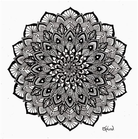 the artful mandala coloring book creative designs for and meditation mandala by splund on deviantart