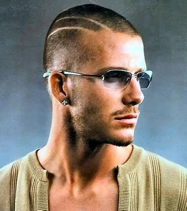 2 lines hairstyle buzz cut with lines how to get it cool men s hair