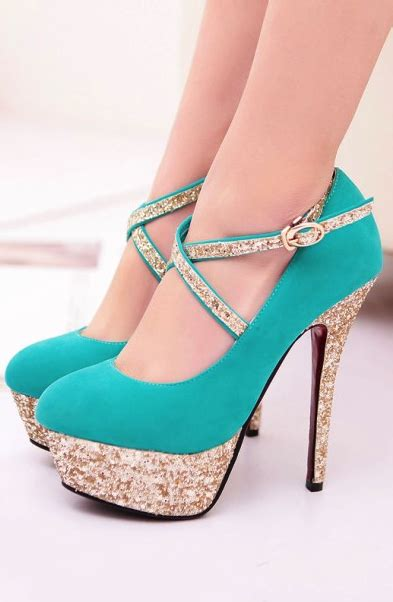 high heels made for turquoise strappy high heel fashion shoes bold