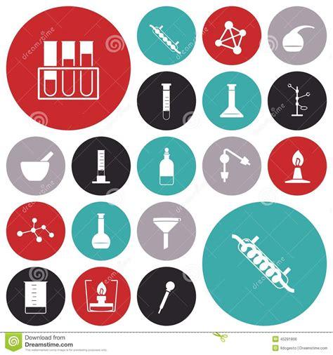 icon design lab chemistry icons cartoon vector cartoondealer com 63435755