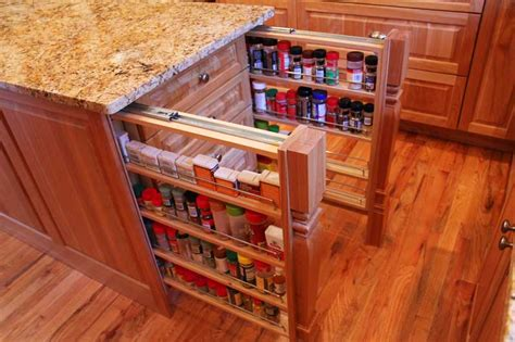 How To Build Your Own Kitchen Island 8 strangely satisfying hidden kitchen compartments