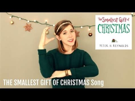 christmas gift song the smallest gift of song emily arrow book by h