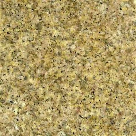 gold yellow and granite countertops