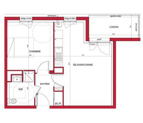 t2 2 chambres appartement n 176 3106 les sittelles t2 de 39 85 m 178 224 bouaye