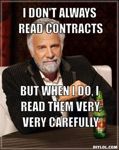 Meme Generator I Don T Always - 15 tips for finding the perfect student rental the marq