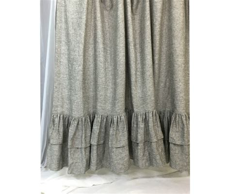 blue chambray curtains chambray curtains simple cotton canvas chambray print