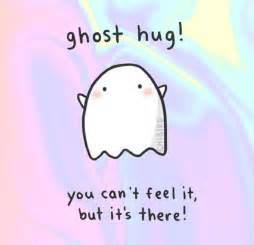More cute hug quotes i love halloween quotes ghosty hugs ghost hugs