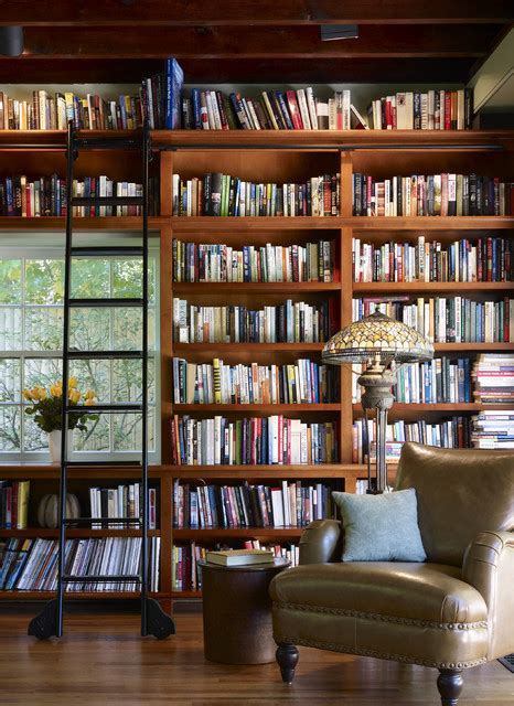 23 amazing home library design ideas for all book