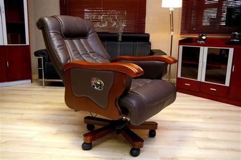 sedia studio poltrona sedia relax direzionale presidenziale in pelle