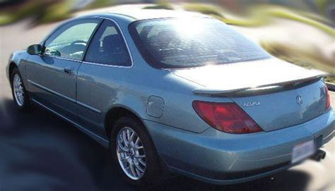 acura cl 2014 acura cl spoiler with spoiler light 1997 2000