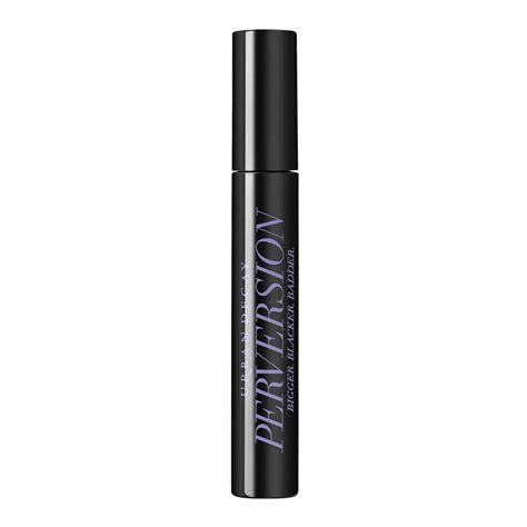 Lipstik Concealer Naked6 Make Up perversion black mascara volumising mascara decay uk