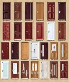 Door Designs For Bedroom by Modern Bedroom Door Design With Solid Wood Infilling