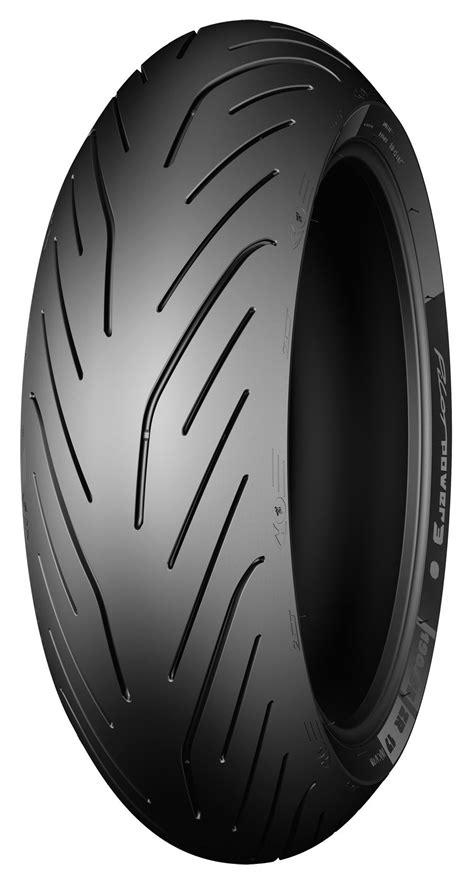Michelin Pilot Power 3 1756 by Michelin Pilot Power 3 Rear Tires 20 45 59