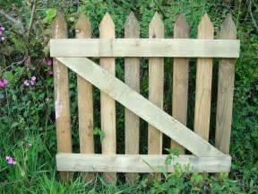 Domestic gate wooden gates bar gates picket gate for devon