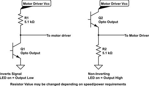 pull up resistor opto serial high speed optocoupler circuit electrical engineering stack exchange