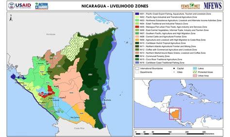 nicaragua famine early warning systems network