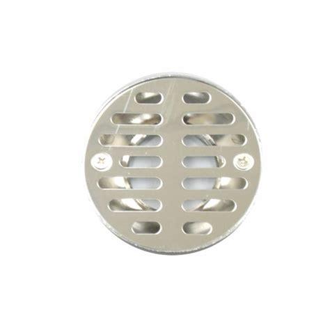 Floor Strainer plumbpro 3 1 2 in x 1 1 2 in floor drain strainer 01473 the home depot