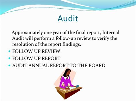 audit follow up template audit process audit procedures audit planning auditing