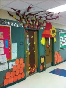 our fall classroom doors door decor doors
