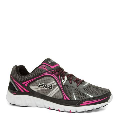 athletic shoes with memory foam fila s memory foam retribution running shoe ebay