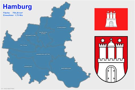 deutsches büro grüne karte hamburg bundesland hamburg hh bundesl 228 nder deutschland