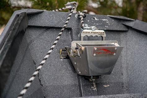 drift boat anchor nest drift boat anchor nest for 10 30 lb pyramid anchors